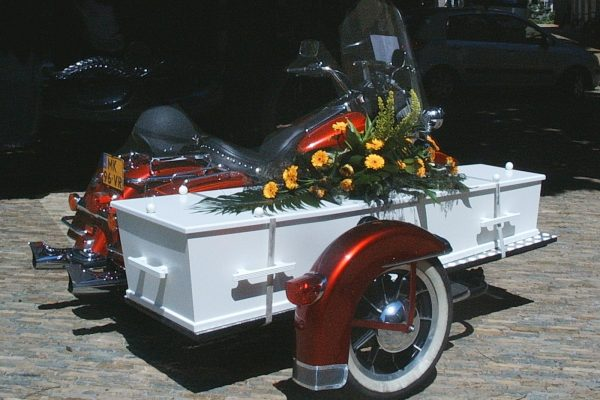 Uitvaartvervoer Harley