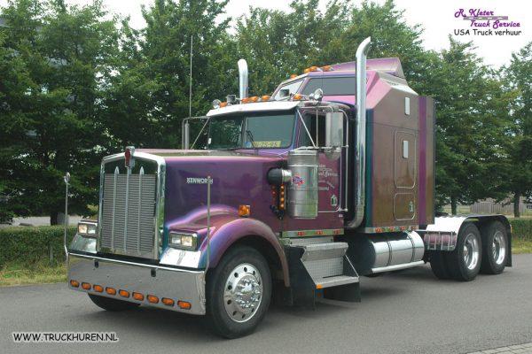 Uitvaartvervoer per truck