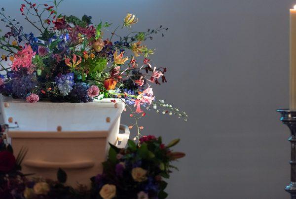 uitvaart bloemen