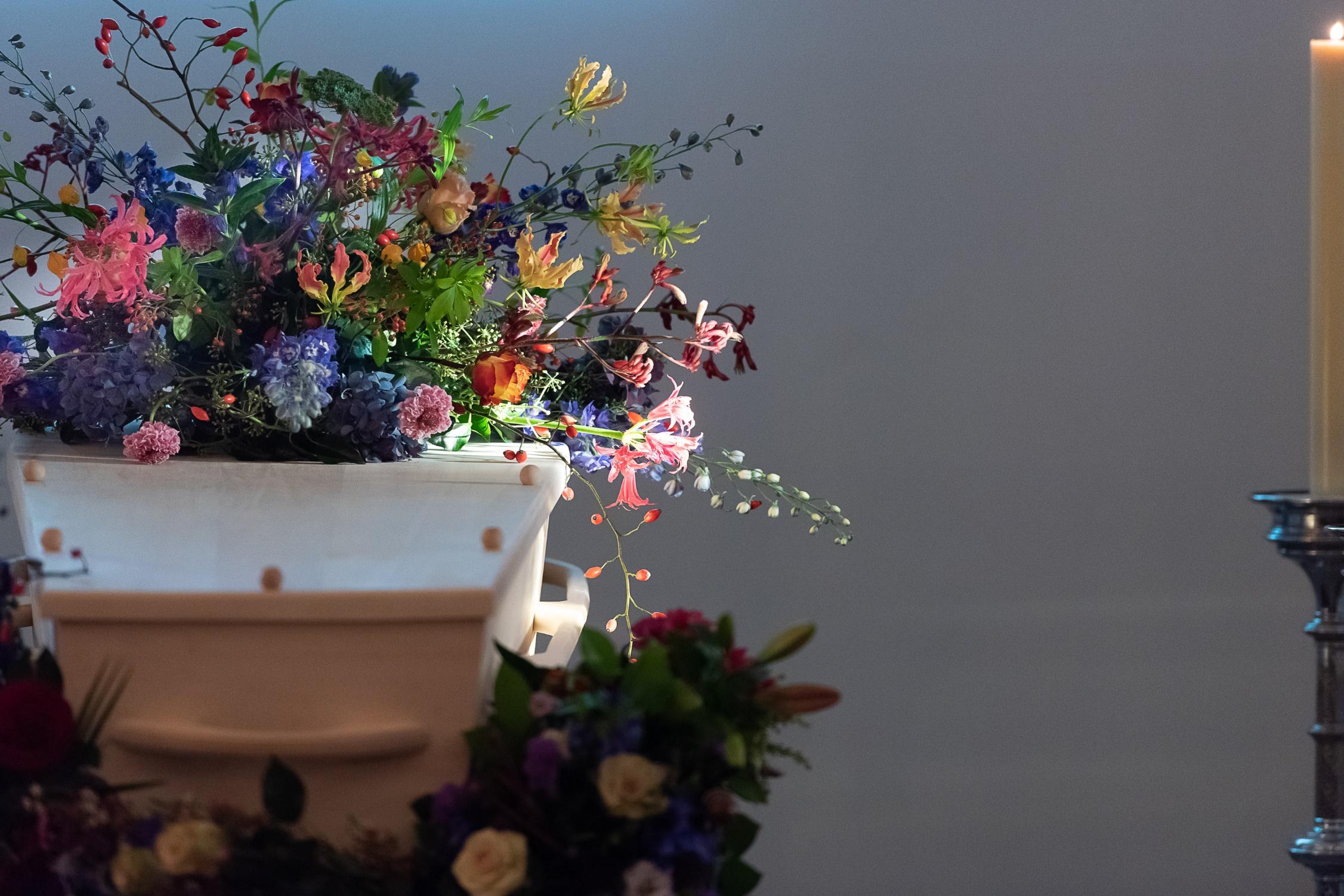 Wat doen we met de bloemen?